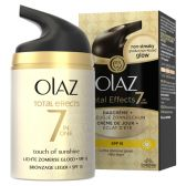 Olaz Total effects day cream + sun tanner