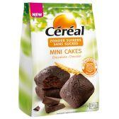Cereal Mini chocolade cake suikerbewust