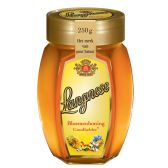 Langnese Clear gold bee honey small