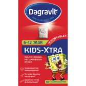 Dagravit Multivitamines with strawberry flavour for kids (from 6 to 12 years)