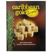 Caribbean Gold Cane sugar cubes