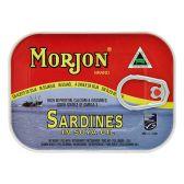 Morjon Sardines in soy oil