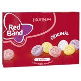 Redband Fruit fun rolls