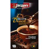 Jacques Callets dessert chocolate