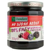 Damhert Nutrition Forest fruit marmalade
