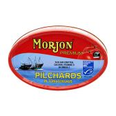 Morjon Premium pilchards in tomato sauce