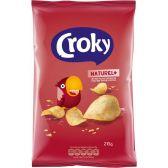 Croky Natural crisps large