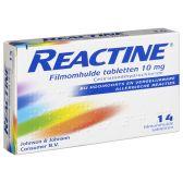 Reactine Cetrizine 10 mg hay fever tabs