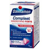 Davitamon Complete resistance forte chewing vitamines small