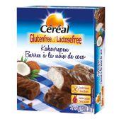 Cereal Gluten free cocos bars