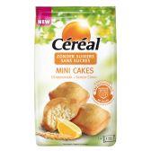 Cereal Mini citroen cake suikerbewust