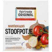 Fair Trade Original Moroccan stew paste