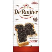 De Ruijter Sprinkles dark chocolate family pack