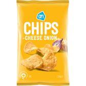 Albert Heijn Cheese onion chips