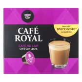 Cafe Royal Cafe au lait dolce gusto compatible