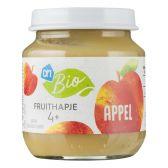 Albert Heijn Organic fruit dish apple (from 4 months)