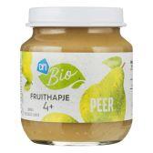 Albert Heijn Organic fruit dish pear (from 4 months)