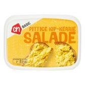 Albert Heijn Basic pittige kipkerrie salade (alleen beschikbaar binnen Europa)