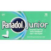 Panadol Junior suppository 250 mg