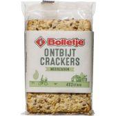 Bolletje Multiseeds breakfast crackers take away