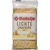 Bolletje Light crackers with spelt take away