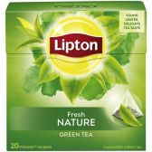 Lipton Frisse natuur groene thee