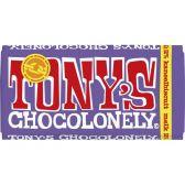 Tony's Chocolonely Milk chocolate cinnamon biscuit