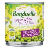 Bonduelle Very fine green peas small