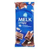 Albert Heijn Crispy milk chocolate tablet