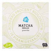 Albert Heijn Biologisch groene thee matcha