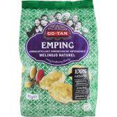 Go-Tan Emping natural melindjo
