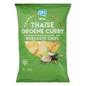 Albert Heijn Robuuste chips met Thaise groene kerrie