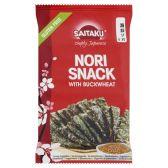 Saitaku Nori snack with buckwheat