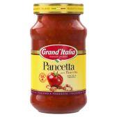 Grand'Italia Panchetta pastasaus