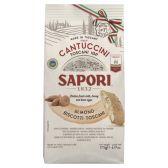 Sapori Cantuccini alla mandorla biscuits