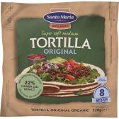 Santa Maria Biologische tortilla wraps