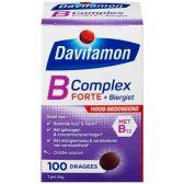 Davitamon B-complex forte + biergist dragees