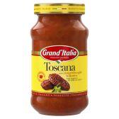 Grand'Italia Toscana pastasaus met zongedroogde tomaten