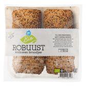 Albert Heijn Biologisch robuust volkoren broodjes