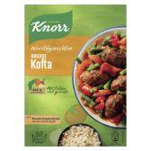 Knorr Griekse kofta wereldgerechten