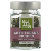 Euroma Mediterranean spices freeze-drying