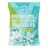 Albert Heijn Menthol-eucalyptus pastilles