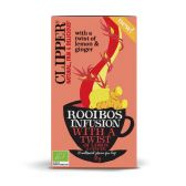 Clipper Organic rooibos twist tea
