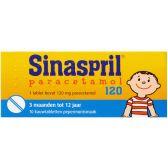 Sinaspril Paracetamol 120 mg small