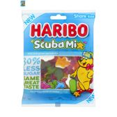 Haribo Scuba ix 30% less sugar