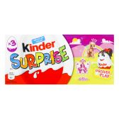 Kinder Surprise girls