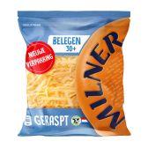 Milner Belegen geraspte 30+ kaas (voor uw eigen risico)