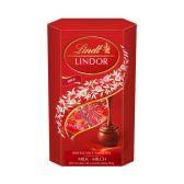 Lindt Lindor cornet milk chocolate small
