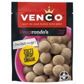 Venco Licorice rounds
