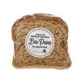 Albert Heijn Les pains de Boulogne meergranen half (voor uw eigen risico)